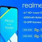 harga Realme-C2
