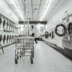 cara mudah membersihkan mesin cuci